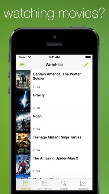 The WatchApp screenshot 5