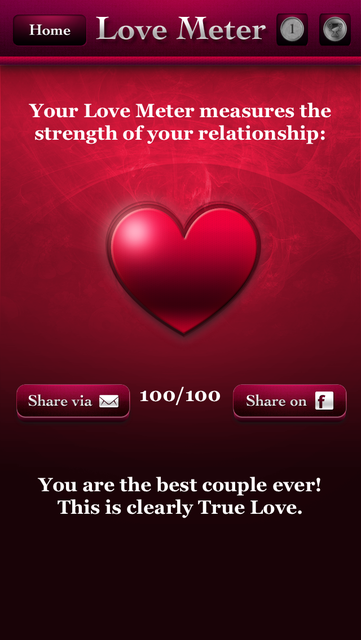 Love Quiz! screenshot 5
