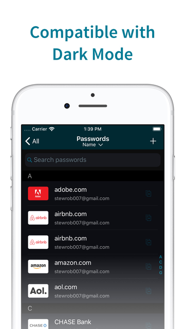 Dashlane – Password Manager screenshot 7