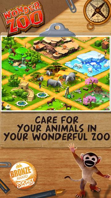 Wonder Zoo - Animal Rescue! screenshot 6