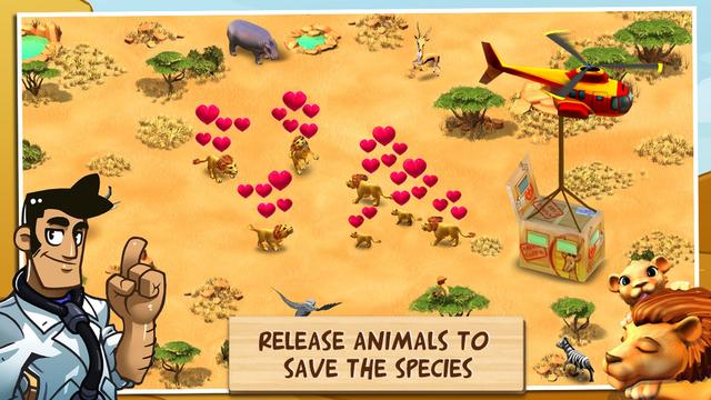 Wonder Zoo - Animal Rescue! screenshot 8