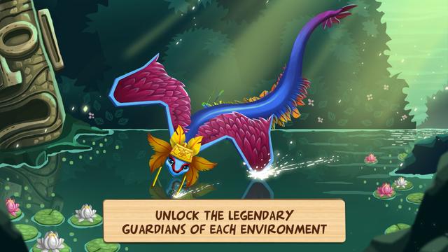Wonder Zoo - Animal Rescue! screenshot 9