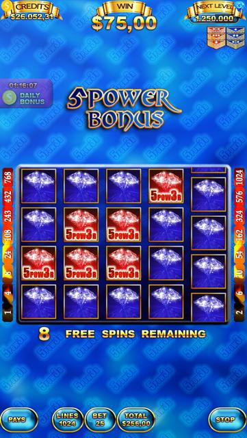 El Dorado 3 Slot Machine screenshot 4