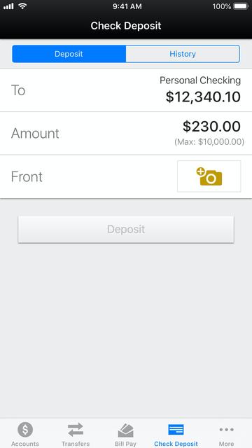 OneUnited Bank Mobile Banking screenshot 8