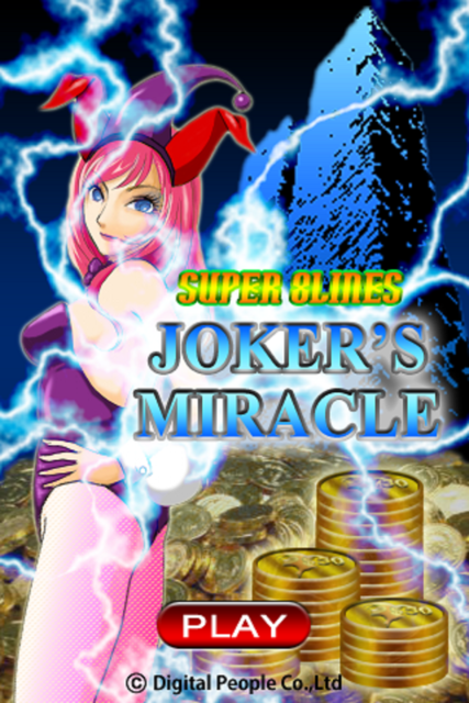 SUPER 8LINES JOKERS MIRACLE screenshot 1