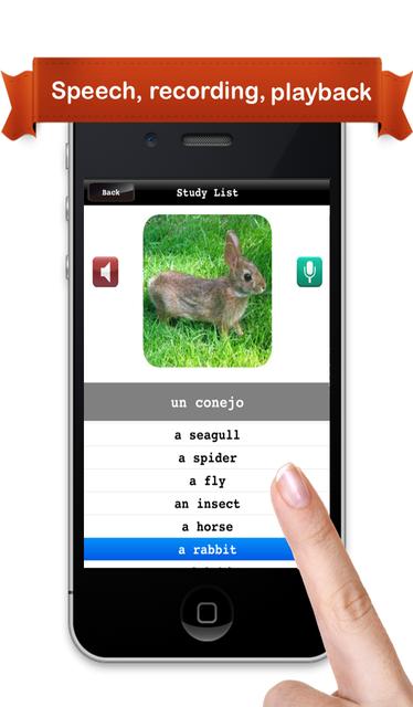 Learn Spanish ™ screenshot 3