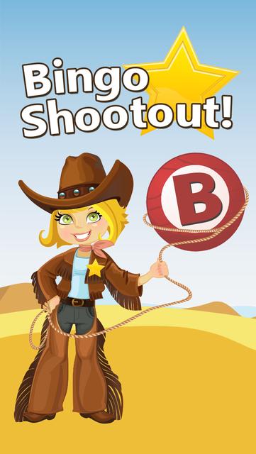 Bingo Shootout screenshot 1