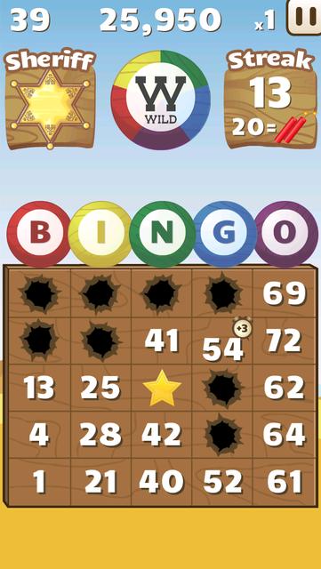 Bingo Shootout screenshot 3