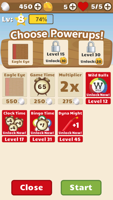 Bingo Shootout screenshot 5