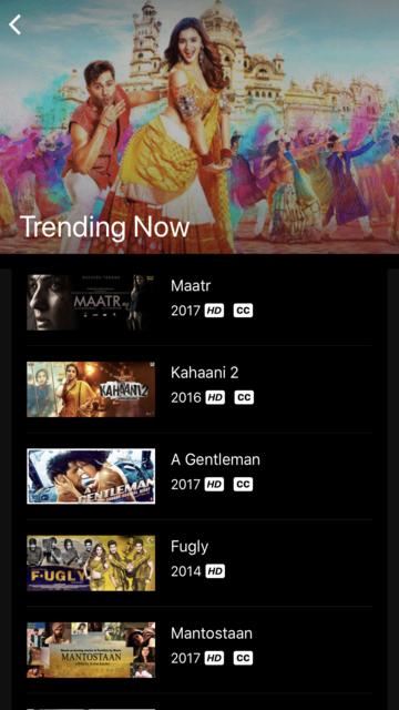 Spuul - Watch Indian Movies screenshot 8