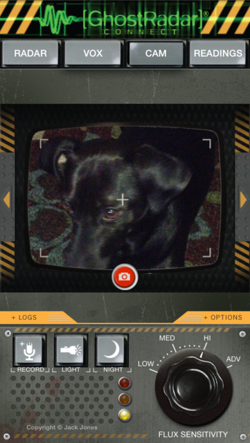 Ghost Radar®: CONNECT screenshot 4