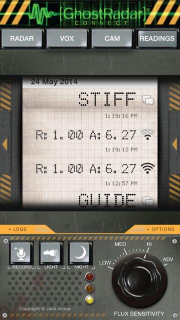 Ghost Radar®: CONNECT screenshot 5