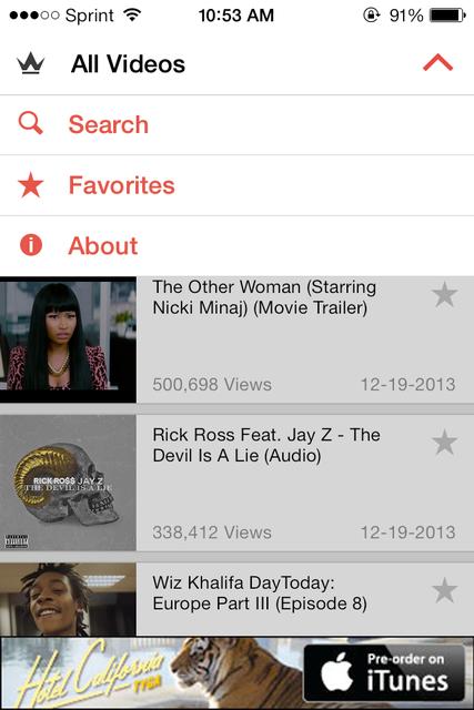 Worldstar Hip Hop (Official) screenshot 5