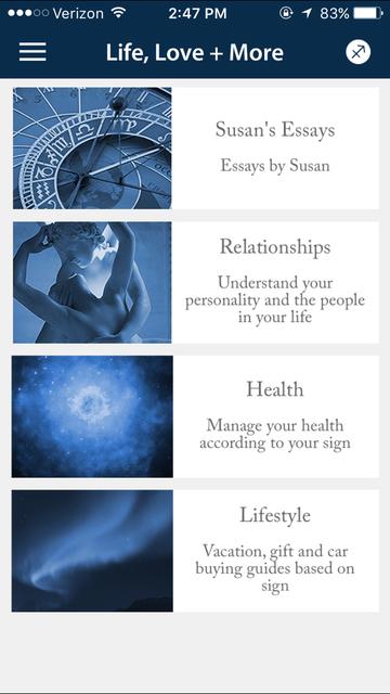 Daily Horoscope AstrologyZone™ screenshot 5