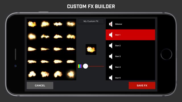 Gun Movie FX screenshot 4