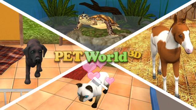 Pet World - My Animal Shelter screenshot 15
