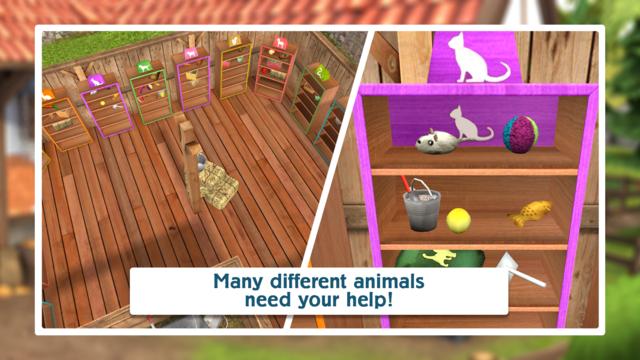 Pet World - My Animal Shelter screenshot 24
