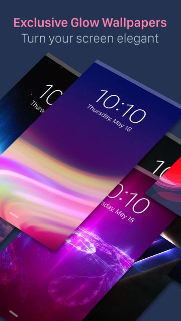Glow Backgrounds & Wallpapers Pro ™ screenshot 1