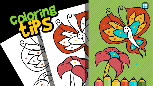 Discovering Colors - Animals | Coloring Book kids screenshot 3