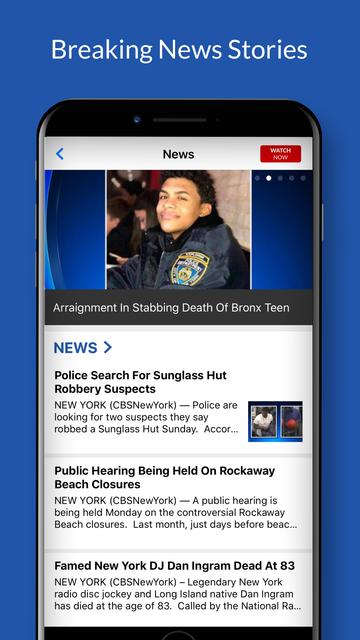 CBS Local screenshot 3