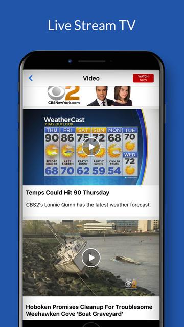 CBS Local screenshot 4