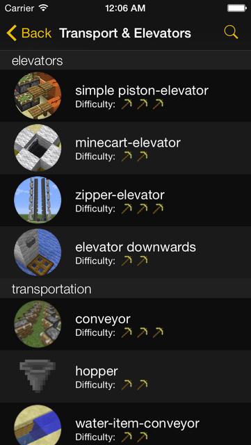 iRedstone screenshot 3