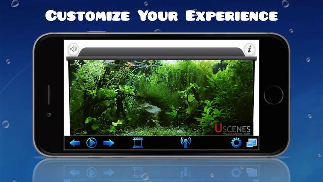 Aquarium HD : Fish Scenes screenshot 4