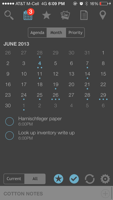 Cotton Notes screenshot 5