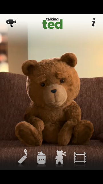 Talking Ted Uncensored screenshot 3