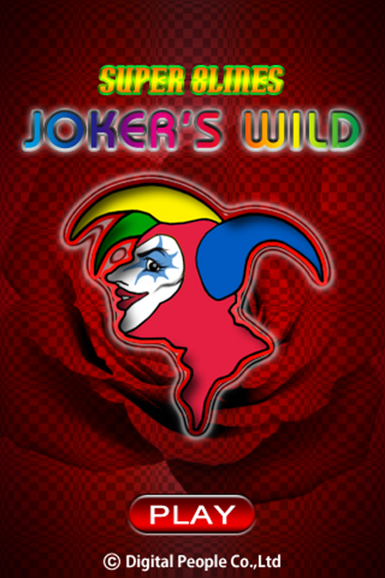 SUPER 8LINES JOKER'S WILD screenshot 1