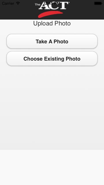 ACTPhoto screenshot 3