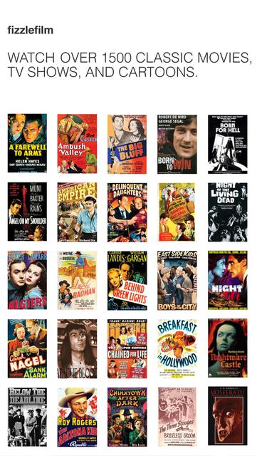 fizzlefilm - watch classic movies & tv shows screenshot 4