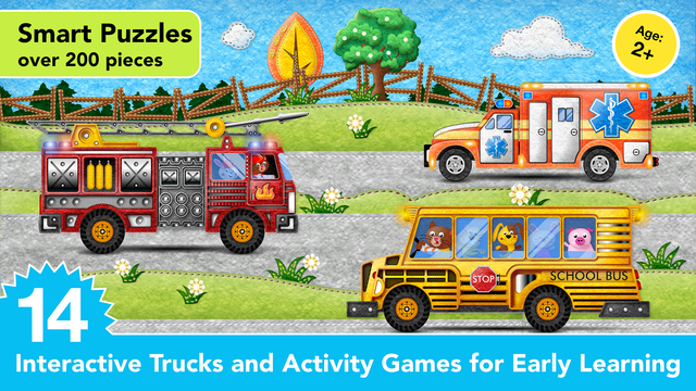 Toddler games for 2 year olds! screenshot 11
