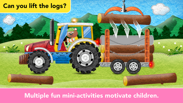 Toddler games for 2 year olds! screenshot 13