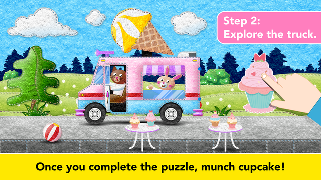 Toddler games for 2 year olds! screenshot 18
