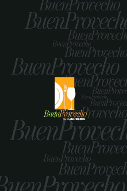 Guía de Restaurantes Buen Provecho screenshot 1