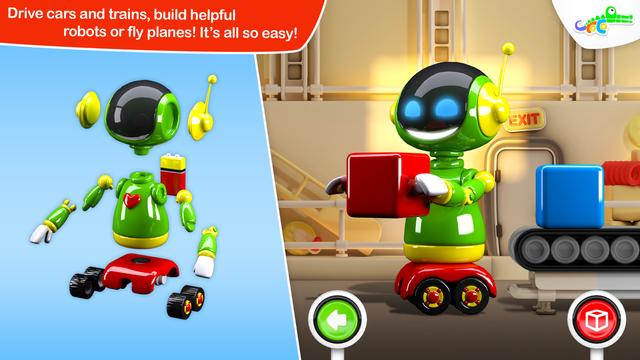 Build and Play screenshot 2