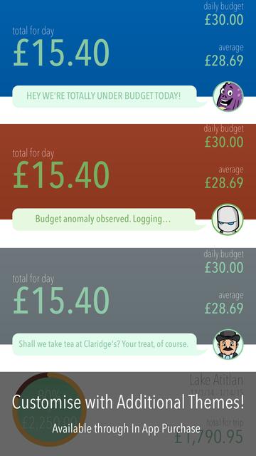 Trail Wallet Travel Budget App screenshot 5