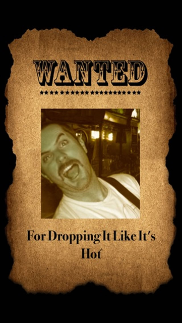 Wanted Poster Booth screenshot 2