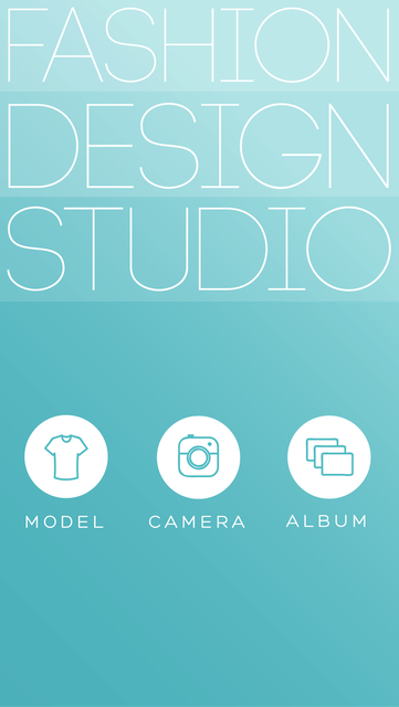 Fashion Design Studio screenshot 1