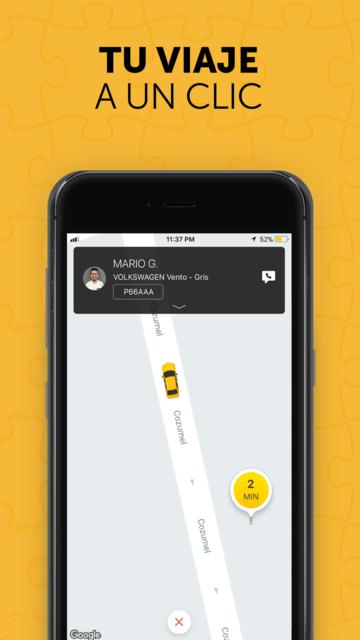 Easy Yaxi - Transportation App screenshot 4