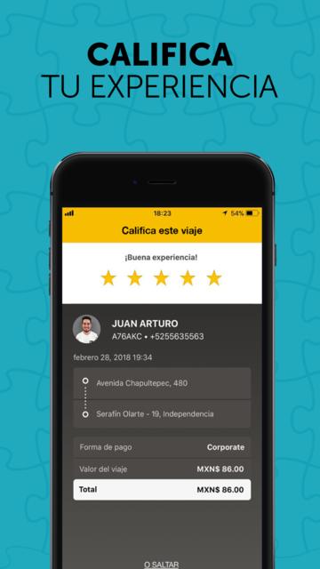 Easy Yaxi - Transportation App screenshot 5