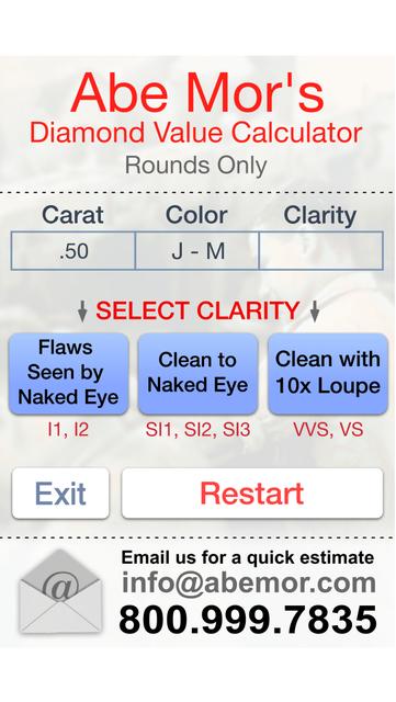 AM Diamond Buying Guide screenshot 1
