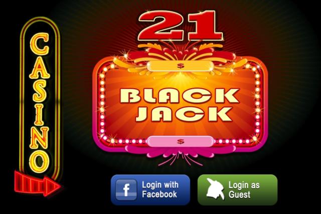 Blackjack Live : Casino All-In screenshot 2