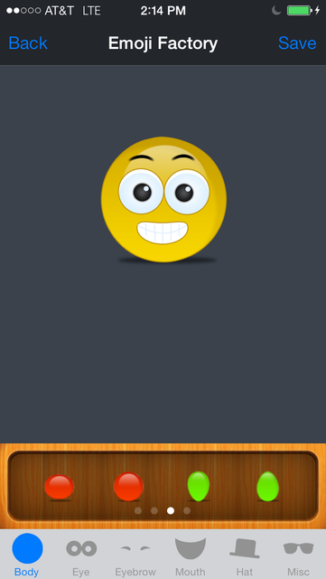 Emoji Factory Pro - Emoticon Icon Maker screenshot 2