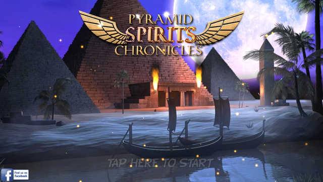 Slots - Pyramid Spirits 3 screenshot 3