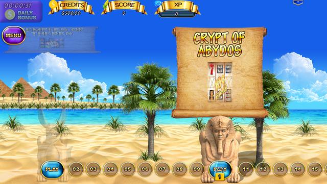 Slots - Pyramid Spirits 3 screenshot 4