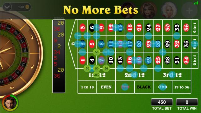 Roulette Live : Casino All-In screenshot 3