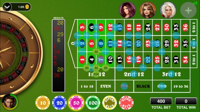 Roulette Live : Casino All-In screenshot 4