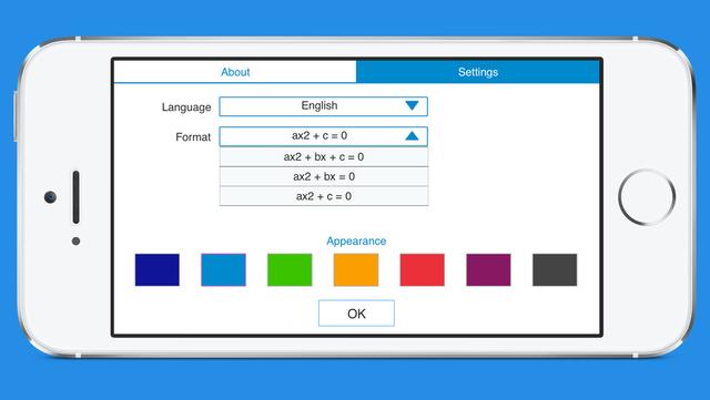 Quadratic Equation Calculator with Steps screenshot 4